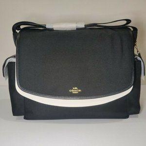 Coach Baby Messenger Bag 99292 Diaper Tote Nylon